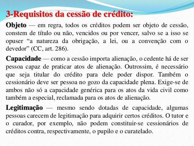 2- CARACTERÍSTICAS E PRESSUPOSTOS:  O que caracteriza a assunção de dívida é,  precipuamente, o fato de uma pessoa, física...