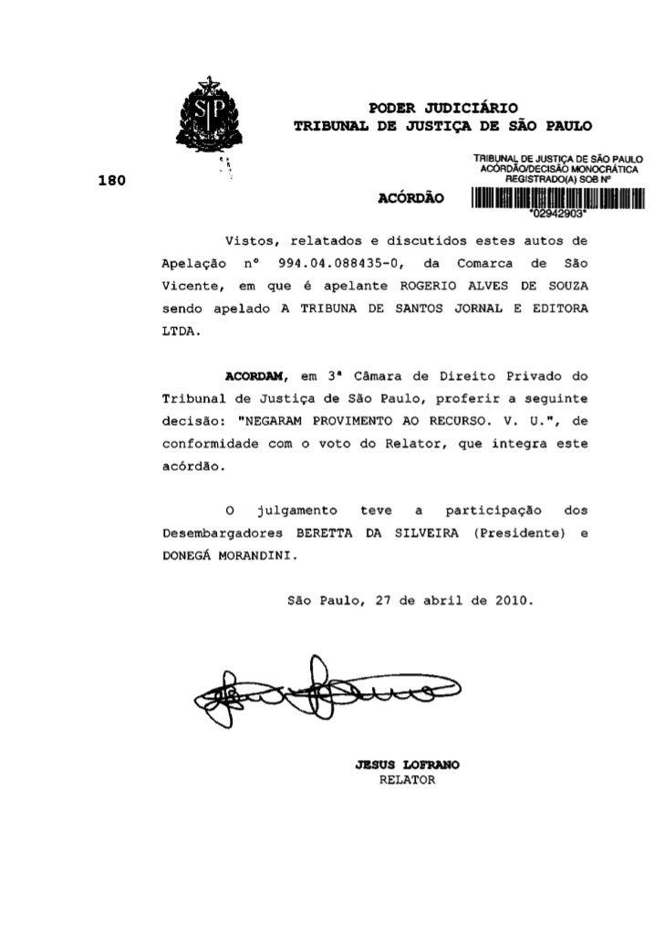 •/SlPi                          PODER JUDICIÁRIO                                 TRIBUNAL DE JUSTIÇA DE SÃO PAULO        >...