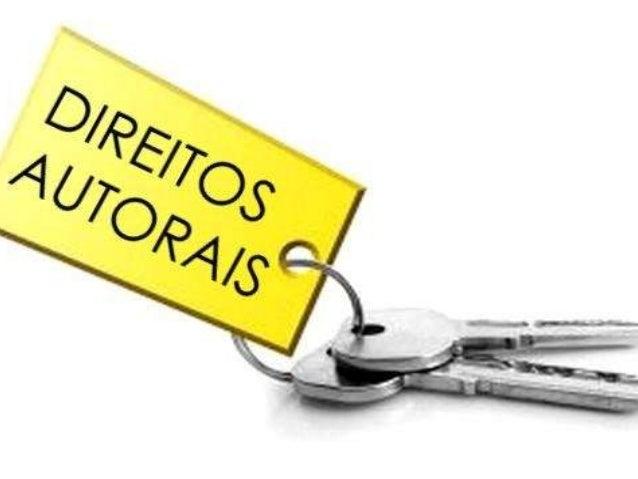 Direito autoral, direitos autorais ou direitos deautor são as denominações empregadas emreferência ao rol dintelectuaisque...