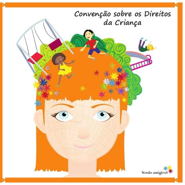 Convenção sobre os Direitos da Criança Versão amigável