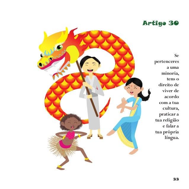 36 Artigo 33 Tens direito a ser protegido contra o consumo e tráfico de droga.