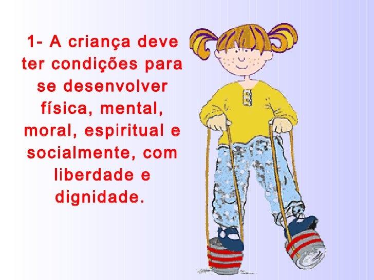 Direitos Das Crianças Slide 2