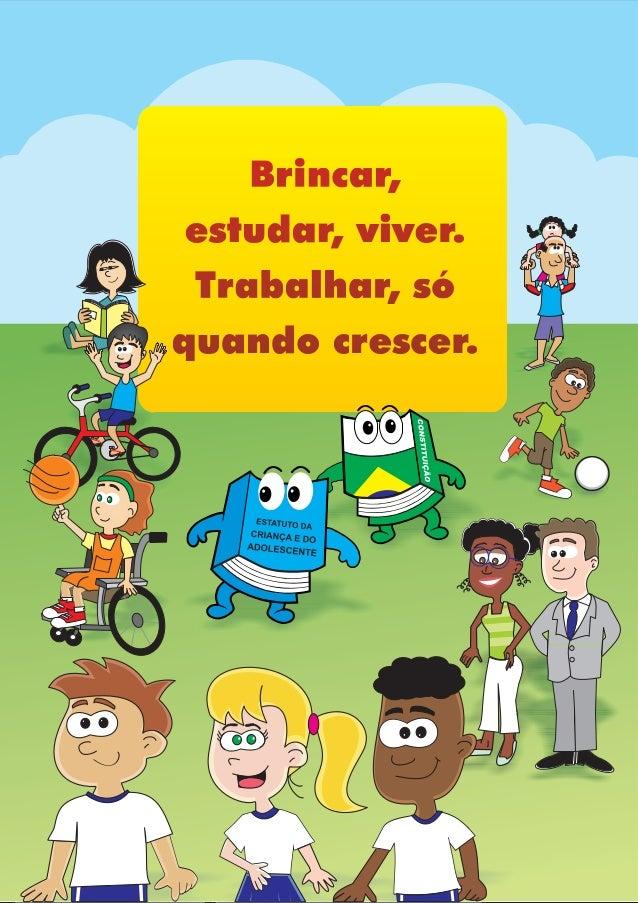 Coordenadoria Nacional de Combate à Exploração do Trabalho da Criança e do Adolescente MINISTÉRIO PÚBLICO DO TRABALHO PROC...