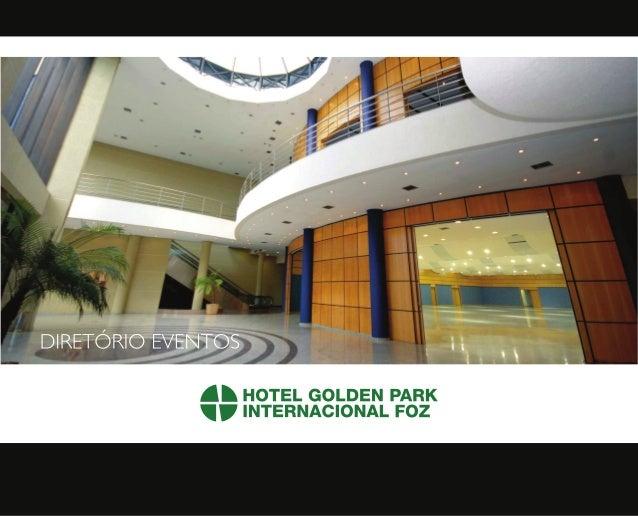Hotel Golden Park Internacional Foz Centro de Convenções e Eventos