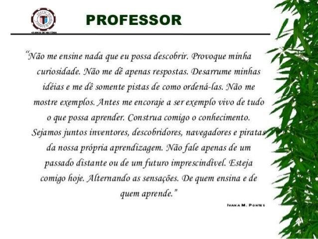EEEFM POLIVALENTE DE LINHARES I Diretrizes Educacionais  2014