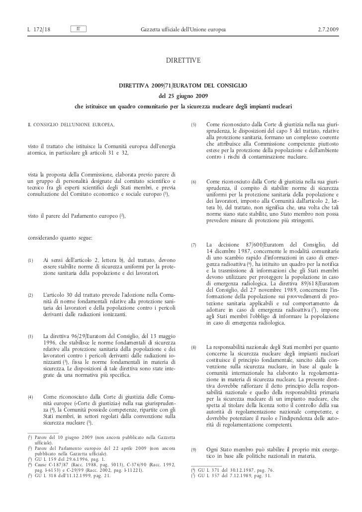 L 172/18              IT                           Gazzetta ufficiale dell'Unione europea                                 ...