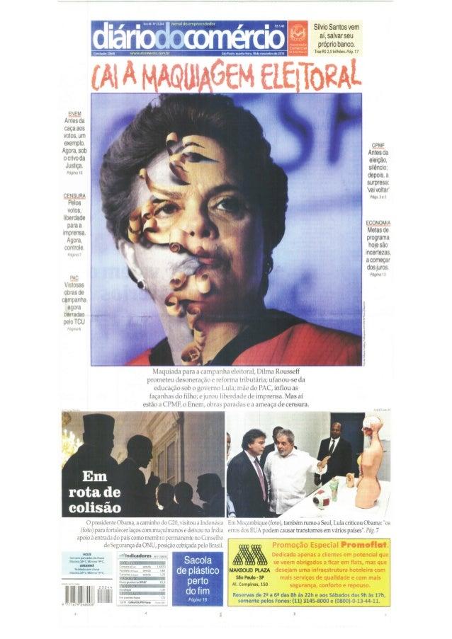 Silvio Santos vem aí,  salvar seu  à próprio banco.  Yraz RS 2,5 bilhões.  Pág.  17                     'a ,  . ; l su V i...