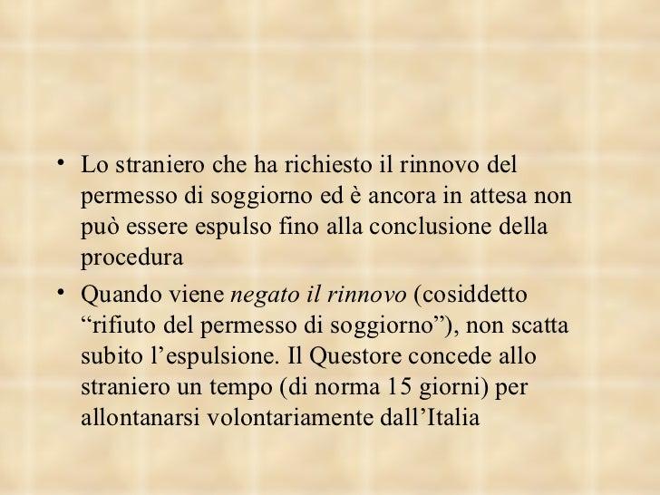 Stunning Questura Di Latina Permessi Di Soggiorno Pictures - Design ...