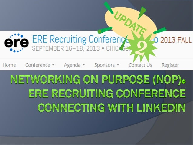Connection Campaign Initiated 6 Weeks Out  35 Speakers Listed  24 Contacted Via LinkedIn Groups  Less 3 Current First D...