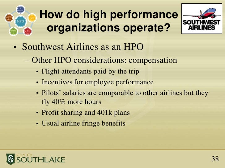 high performance organization High performance organizations achieve superior performance over their peers  by ensuring constant improvement in their processes, systems and behavior.