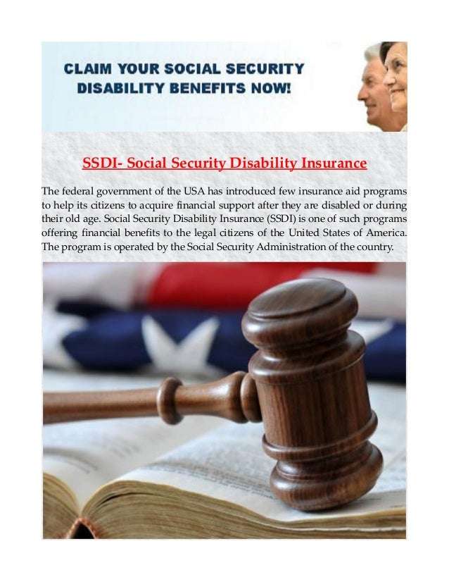 Benefits and Costs of a State Disability Insurance Plan