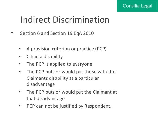 assignment 203 indirect descrimination Kaplan mt203 all units assignments question to gm and have been asked to help them identify ways to avoid discrimination assignment rubric unit7[203.