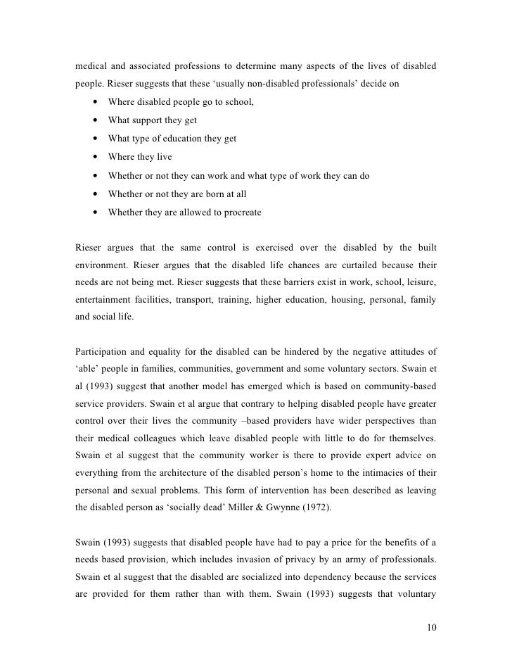 essay on social service in school
