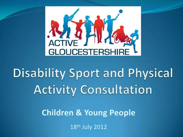 Children & Young People      18th July 2012