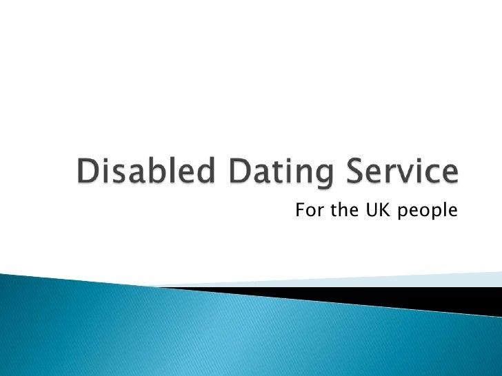 handicap datování uk