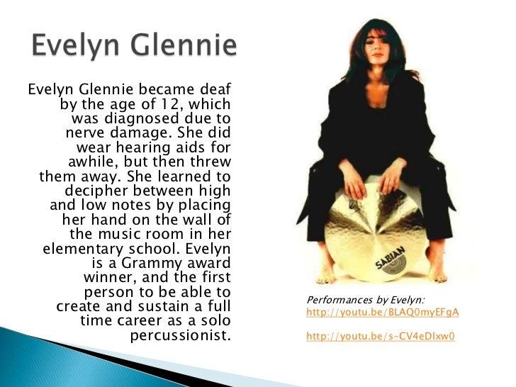 Evelyn Glennie