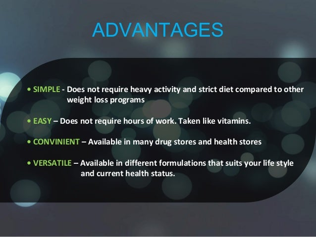 Advantages and disadvantages of dieting :How to choose a diet?