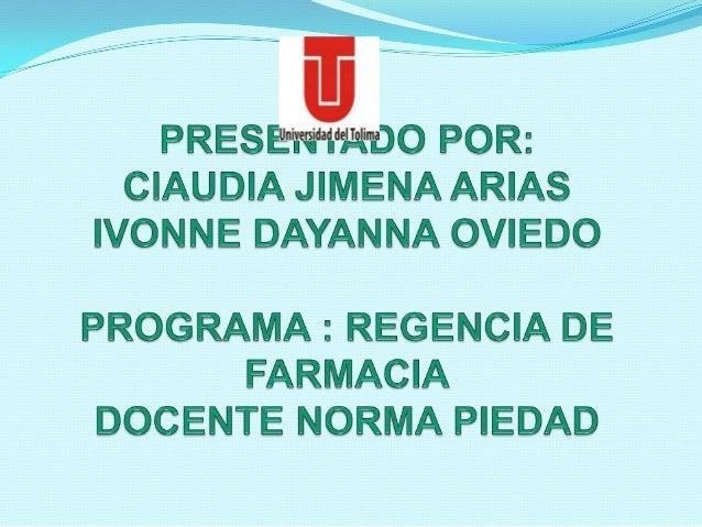 PROYECTO INVESTIGATIVO DE FARMACIA DETECCION DE ERRORES EN LA PREESCRIPCION, DISPENSACION Y ADMINISTRACION DE MEDICAMENTO...