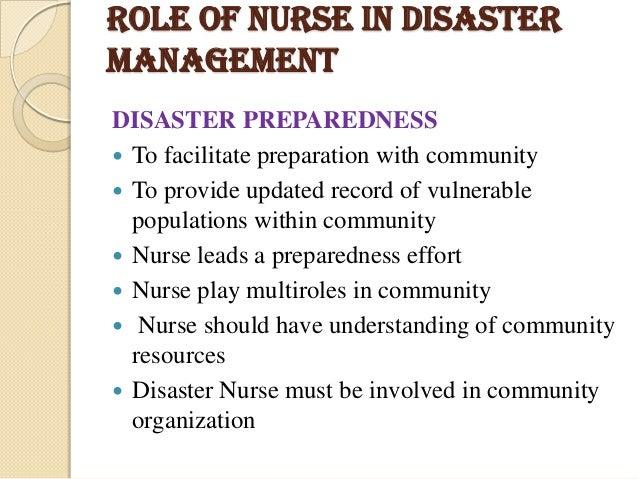 "disaster response preparedness community nursing Long term care disaster planning resources ""nursing home emergency preparedness training series videos mdhhs division of emergency preparedness and response."