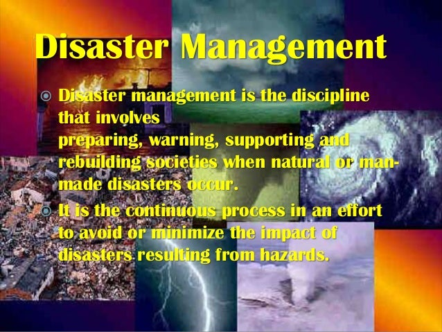 conclusion on man made disaster Man made natural disasters essays hire someone to do your math homework posted on april 22, 2018 by registration now open for september 11th college application.