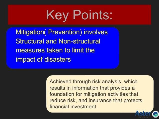 Disaster management principle and preparedness-2019