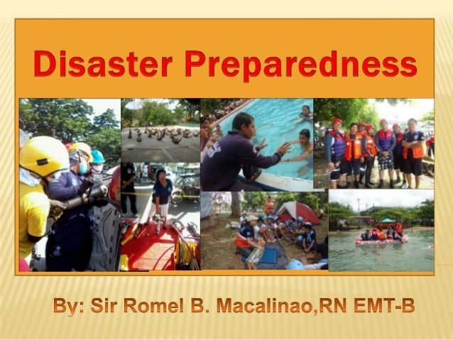 Workplace emergency preparedness powerpoint presentation