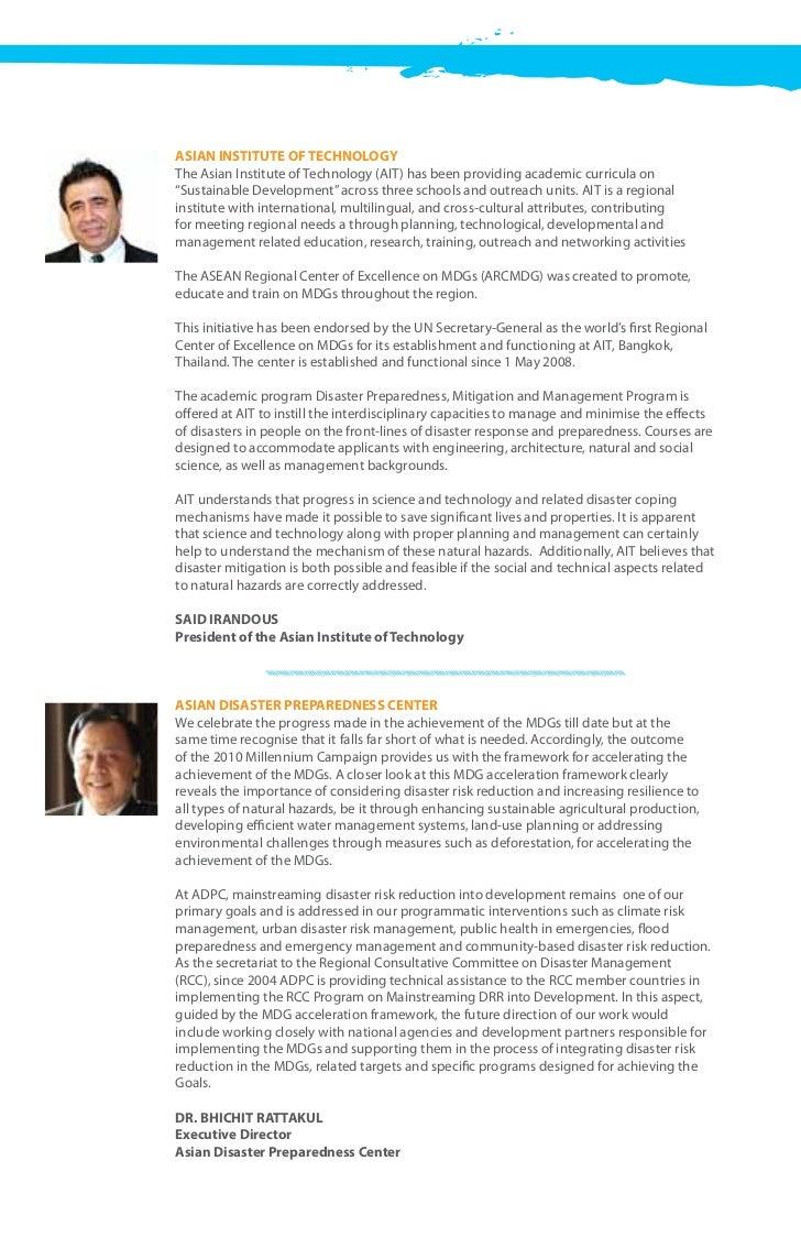 millennium development goals mdgs pdf
