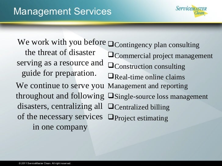 Disaster Recovery Presentation