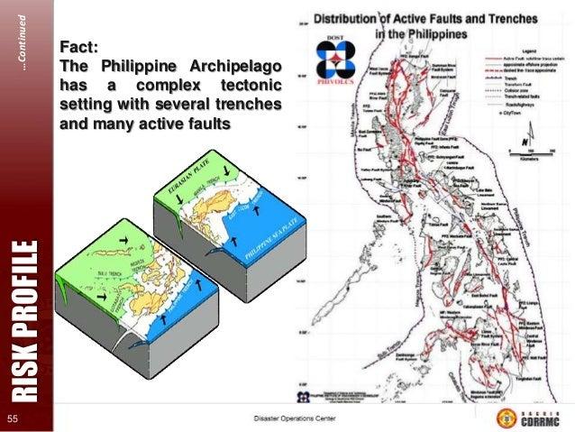 …Continued  0  2 SEISMIC GENERATORS NEAR BAGUIO CITY  RISK PROFILE  Source: Phivolcs  South China Sea  Pacific Ocean  Abra...