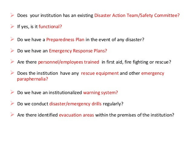 essay engineering preparedness disaster mitigation These chemicals can be controlled through engineering to disaster mitigation measures are emergency preparedness and emergency management on a.