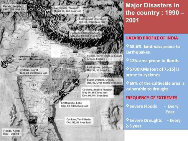 Disasters:Risk & Management_Dr R K Sood, Himachal Institute of Public Administration_August 2014 Slide 2