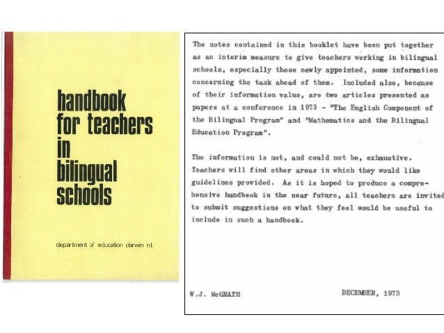 Bilingual Education: The Controversy the&nbspTerm Paper