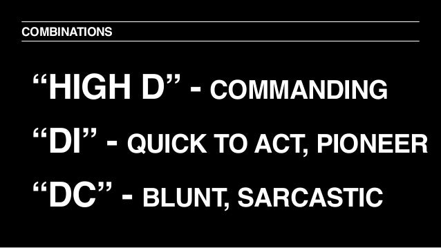 DISC talk  Slide 3