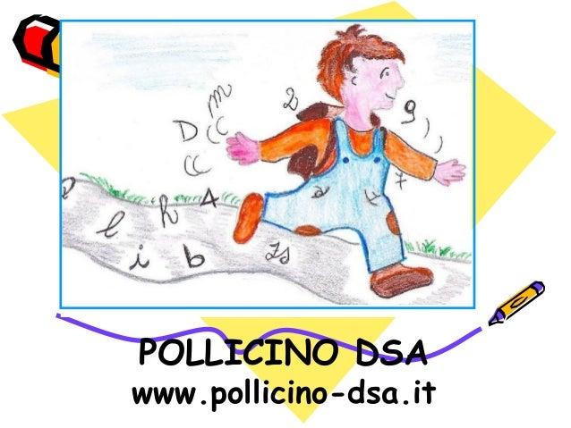 POLLICINO DSA www.pollicino-dsa.it