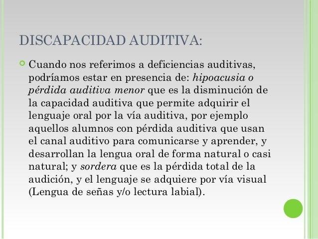 Fernanda Mendez  Discapacidad auditiva[1] Slide 3