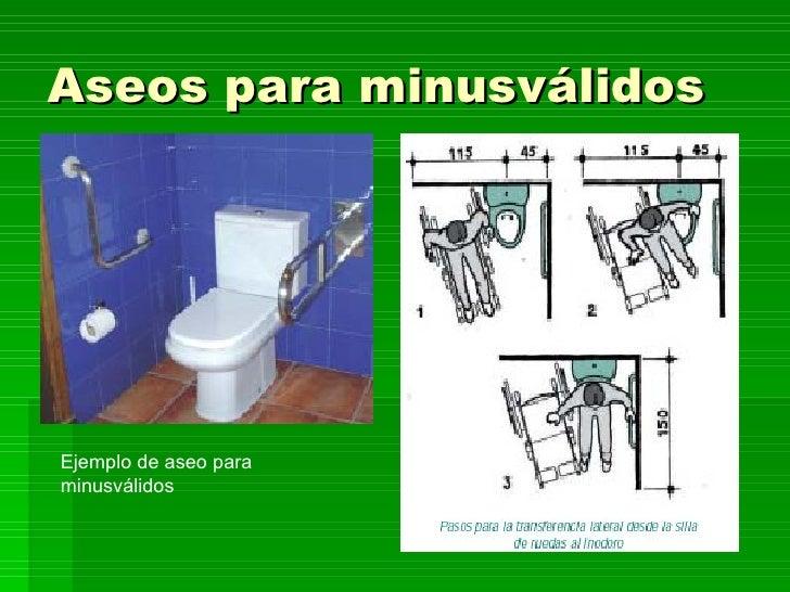 Discapacitados for Inodoro minusvalidos