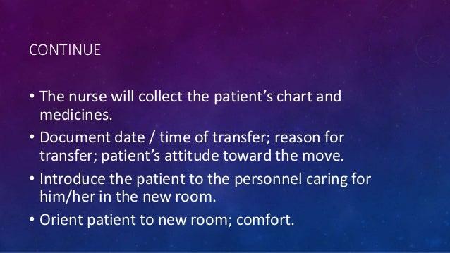 Nurse dating patient after discharge