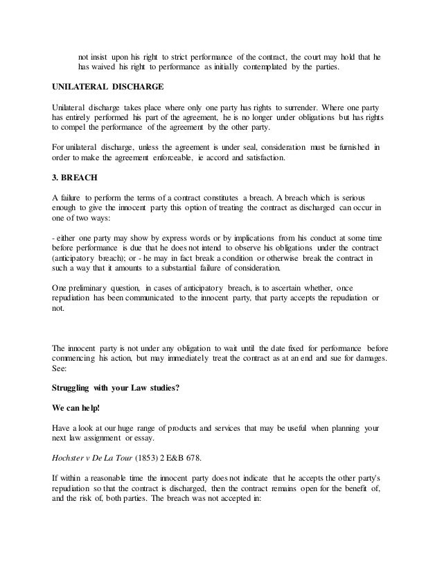 party planner contract sample