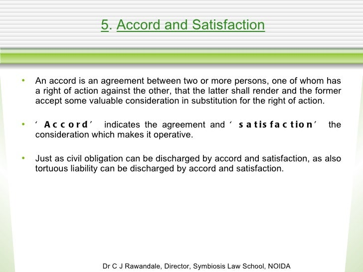 Accord And Satisfaction Example Gallery - example cover letter for on mandate letter, clinton letter, ufs letter,