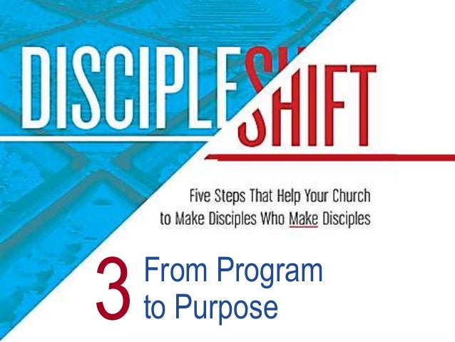 From Program to Purpose3