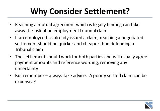 negotiation and collective settlement This paper examines collective bargaining and dispute settlement in the food defines collective bargaining as negotiation of working conditions and terms of.