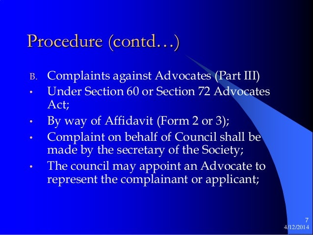 The lawyers disciplinary committee jurisdiction and procedure kenya altavistaventures