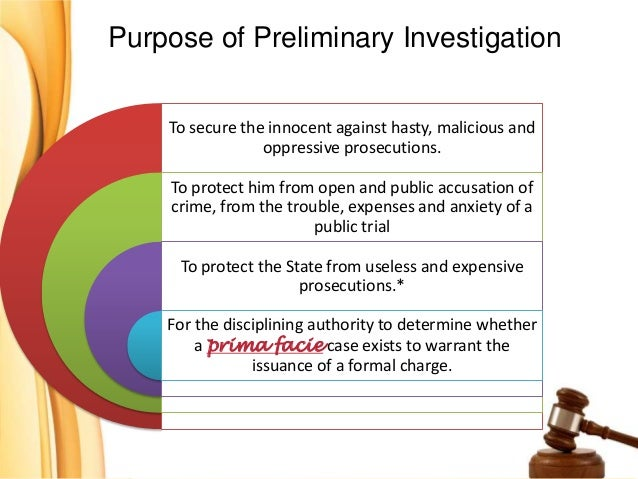 The Administrative Disciplinary Process In The Philippine