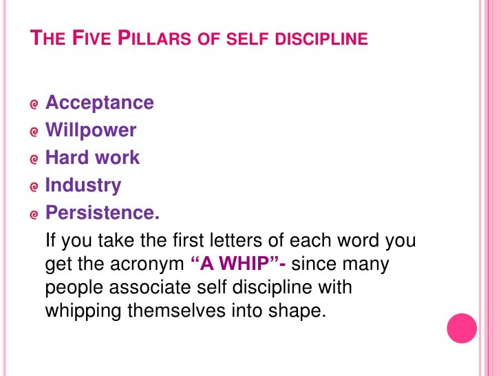 disciplining the disciplinarian essay Disciplinarian : a person who is very strict about punishing bad behavior : a person who uses discipline as a way of making sure that rules or orders are obeyed when i struggle to meet my goals or even to get started on them that when lady c has to be the disciplinarian.