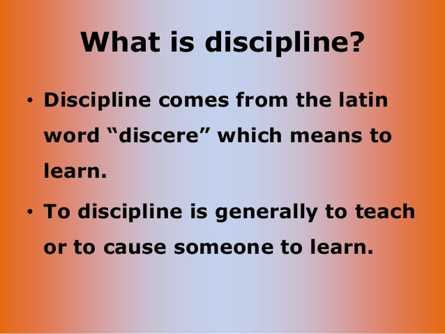 What Discipline Means 2 395 synonyms for discipline (other words and phrases for discipline). what discipline means