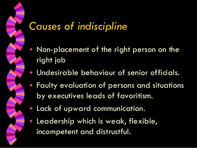 indiscipline behaviour The effects of indiscipline on academic performance of secondary school students , largest undergraduate projects repository, research works and materials download undergraduate projects topics and materials accounting, economics, education.