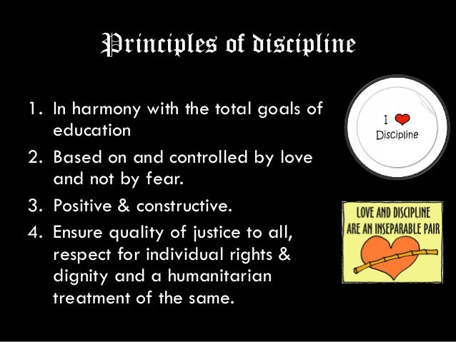 respect based on discipline Using consequences helps you to impose discipline in a way that teaches your  children  that will teach your children to respect and submit appropriately to  authority,  how your children answer these questions can vary depending on  the.