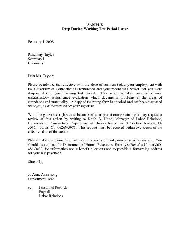 Failed Pre Employment Drug Test Letter Template from image.slidesharecdn.com