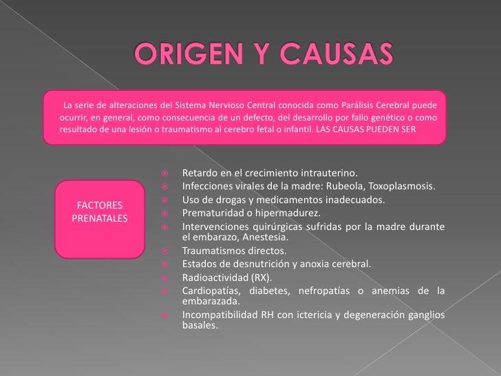 Paralisis Cerebral Slide 3