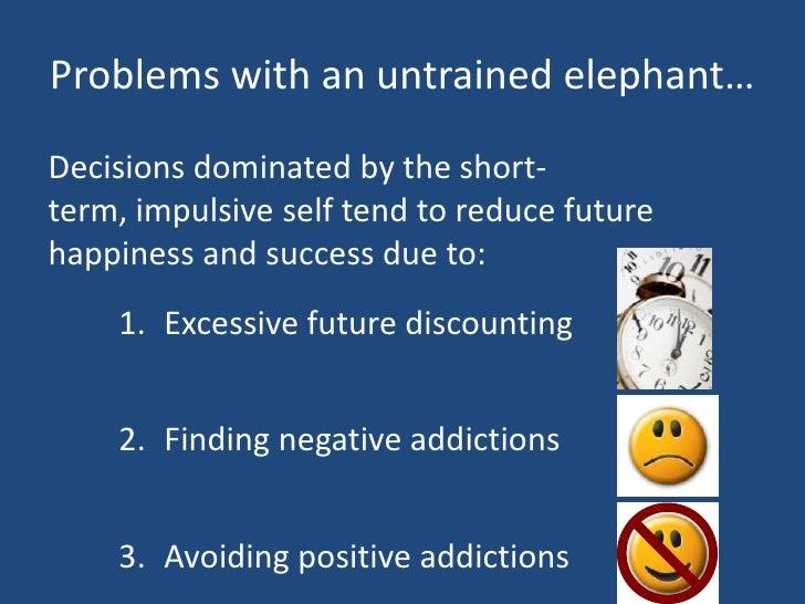 Addiction & Future Discounting Slide 3